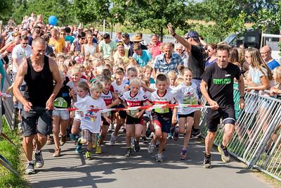 Sterke Peer triatlon 2015 - Wardjeskids run
