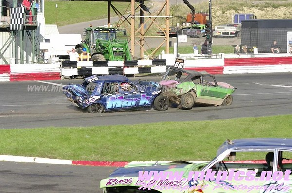 Crash Cavalcade, Hednesford Hills, 27 September