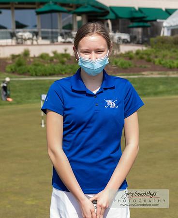 Varsity Golf - April 2021