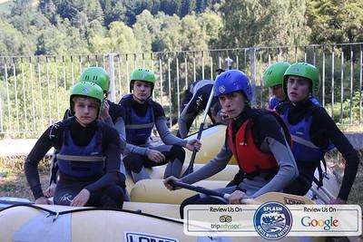 Rafting Tummel 07/07/18 0930