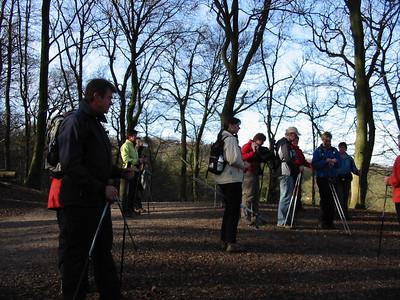 Nordic Walking op de N70 wandelroute in Berg en Dal