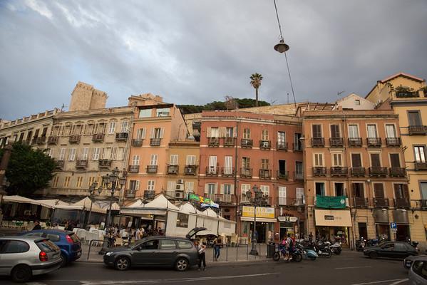 Cagliari city impressions