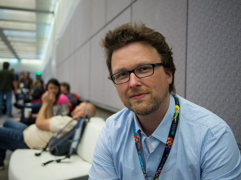 Ragnar Tørnquist at E3 2013