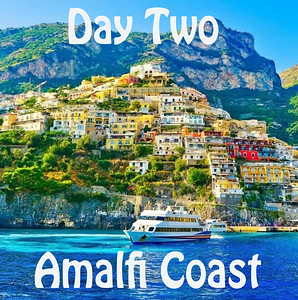 Day 02 - Amalfi Coast