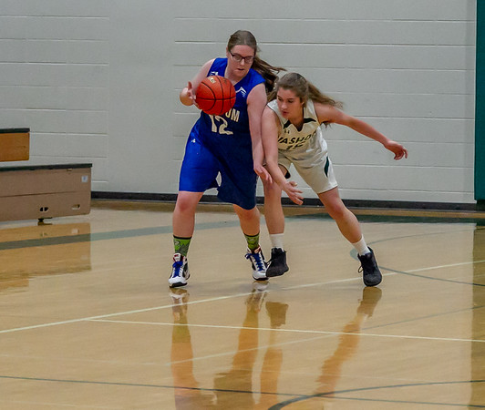 Girls JV Basketball v Chimacum 01/21/2019