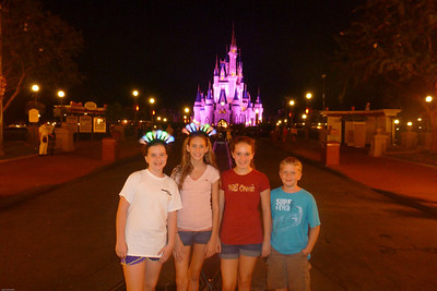 Disney with Kelsey and Maddie