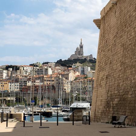 Marseille & Calanque de Sormiou