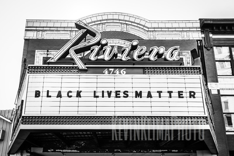 The Riviera - Black Lives Matter