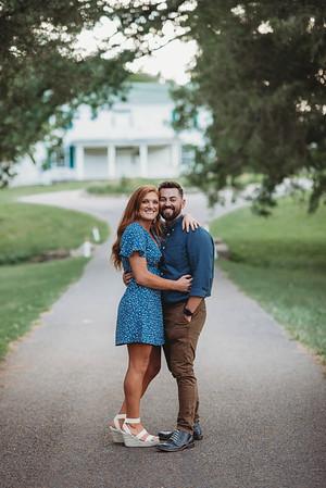 Kat + Luke {engagement}