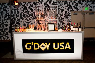 G'Day USA Black Tie Gala/ AACTA Awards - 1.31.2015