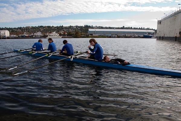 Orcas Rowing 2011-2012