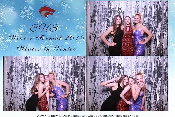 Cedarcrest Highschool Winter Formal