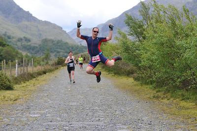 Sportpursuit Slateman Triathlon - Legend Quarry Run