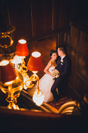 Catherine and Jordan - The Madison Hotel