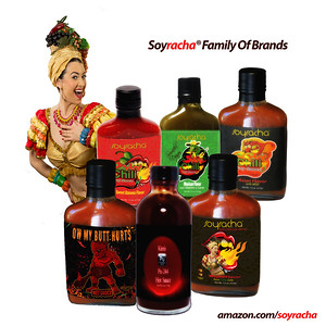 Soyracha Brand Hot Chili Soy Sauce Retailer Support Site