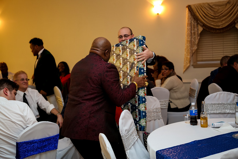 Kwenyan Holiday Party 2018