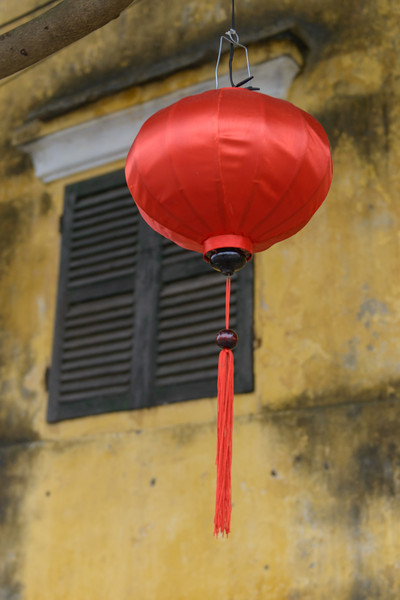Hoi An is known for the colorful lanterns. Some of the photos in this series were made at night.