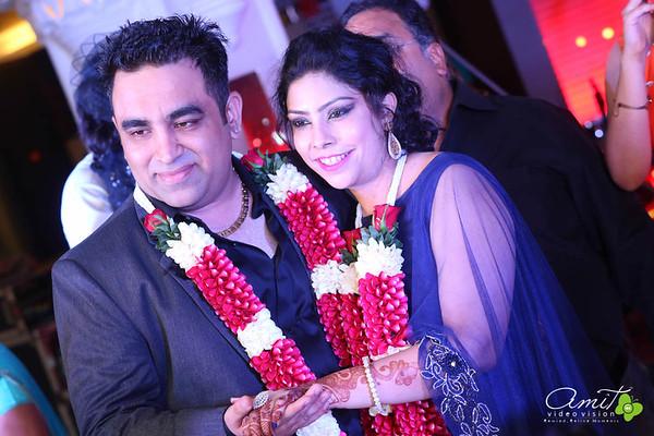 Wedding Anniversary (Vicky With Ekta)
