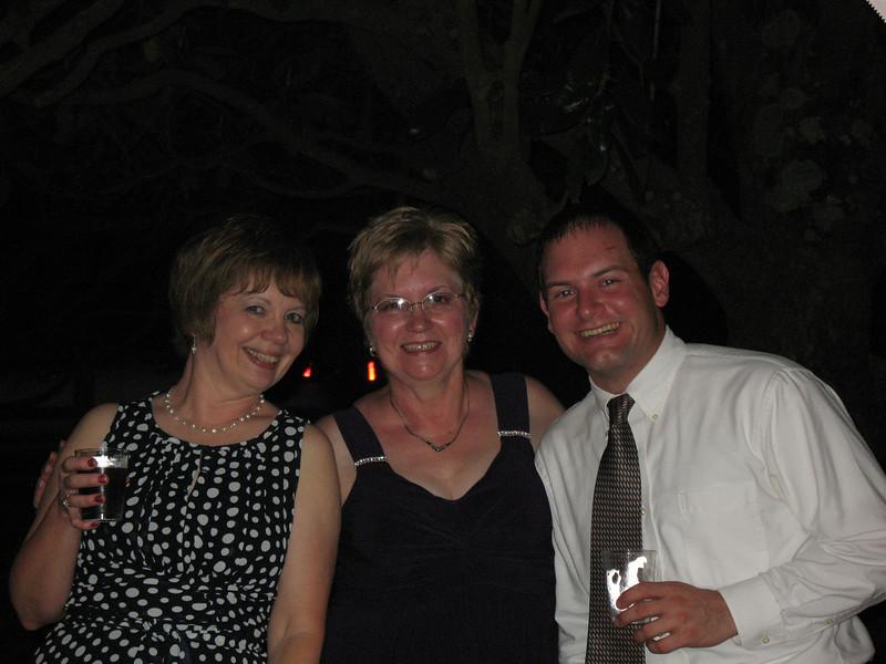 Gail, Melody, Jon