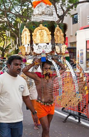 Thaipusam Festival, Hindu