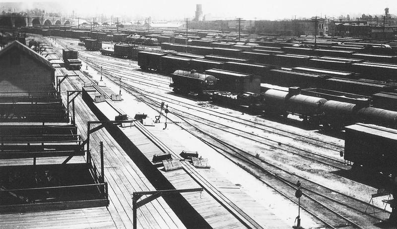 1922,  Icing Docks