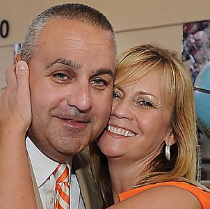 Lee Taylor and Nicole Hood At MHS