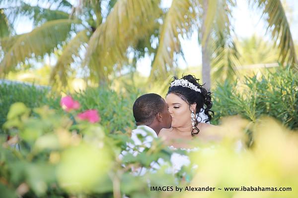 Martinique & Keiren | Wedding | Exuma, Bahamas