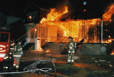 Detroit, MI Firefighting