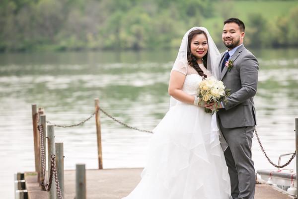 Christine & Anthony Wedding