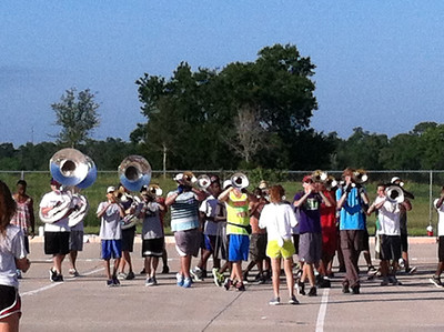 2013 08 13 Band Camp