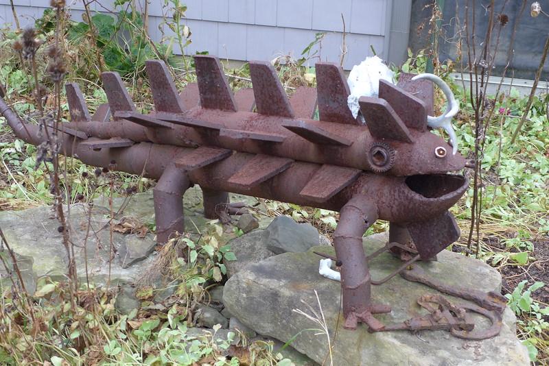 Arrowhead Spring Niagara Bench
