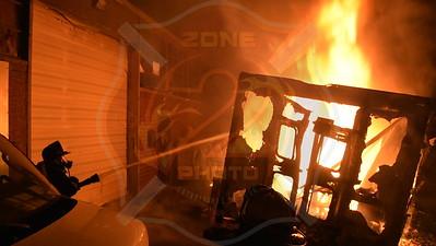 East Farmingdale Fire Co. Multiple Signal 14's    200 Central Ave. 8/25/16