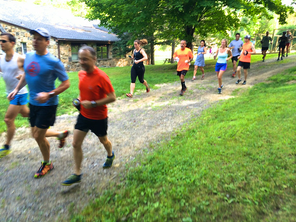 August 10th, 2014 - Trailside 25 or 6 to 9