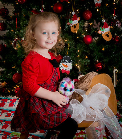 Char and Alexa's Christmas Pictures 2015