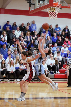 Mineral Point @ Darlington Girls Basketball 2-8-20