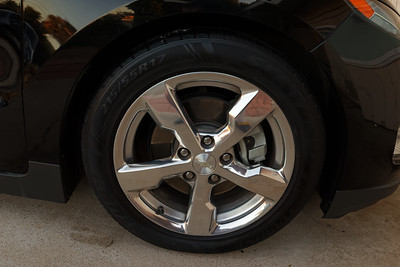 Chevy Volt 2012
