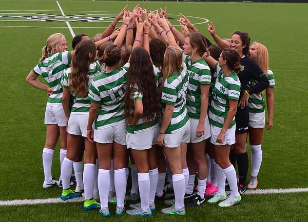 MU Women's Soccer-Team and Individual photos-Aug. 2015