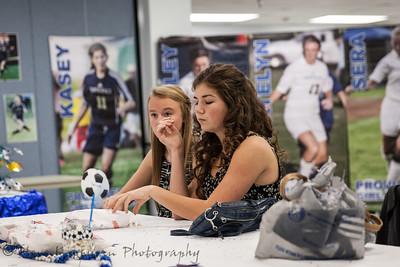 2013 PHS Girls Soccer Banquet