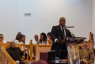 Reverends Newman & Lloyd Ordination