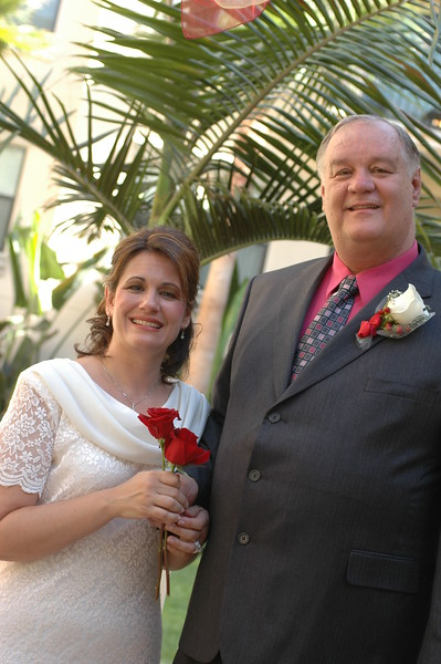 Joanne and Don's Wedding -  Orsini Apartments - Downtown Los Angeles