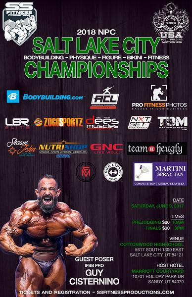 2018 SLC Championships