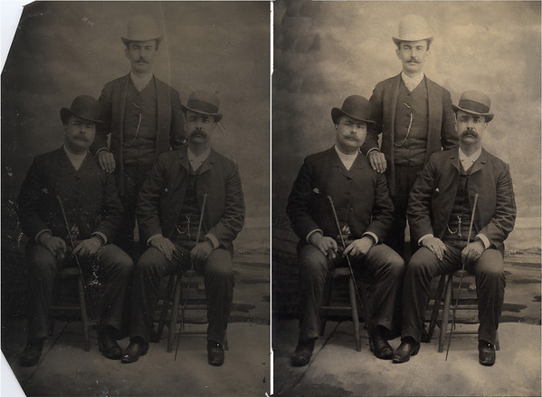 Photo Restoration & Repair