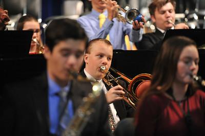 Jazz Bands Christmas Concert