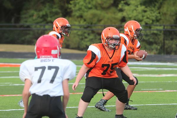 5th - 6th grade Warren vs Hermitage