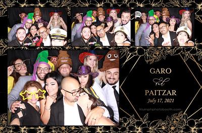 7/17/21 - Garo & Paitzar Wedding