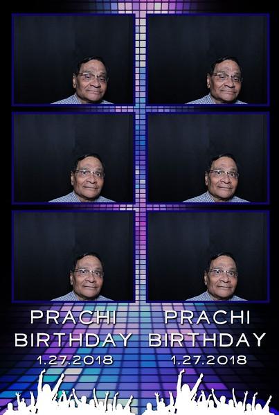 Prachi Birthday (01/27/18)