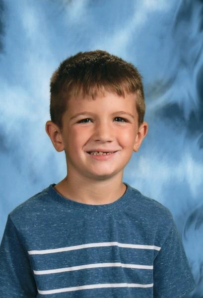 Shawn Thomas - 1st Grade