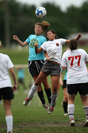 MWSL Soccer: Wildfire vs Renegades (July 13, 2011)