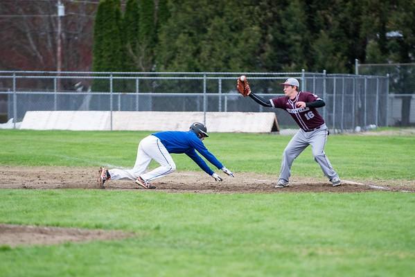 Hinsdale Baseball vs. Derryfield 043019