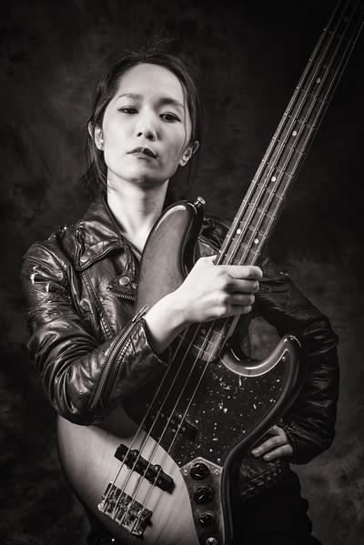 Noriko Watanabe - Rock Chick